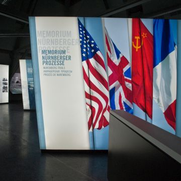 Memorium Nürnberger Prozesse