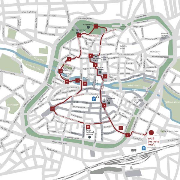 Stadtspaziergang-Altstadt