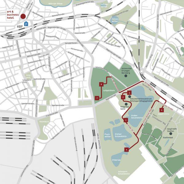 Stadtspaziergang 2 Auf den Spuren der NS-Geschichte